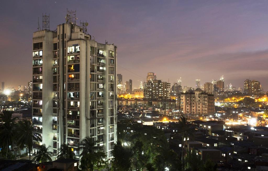 Mumbai Residential Tower India