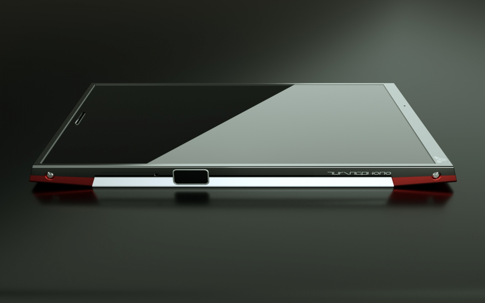 The Turing Phone is made from Liquidmorphium
