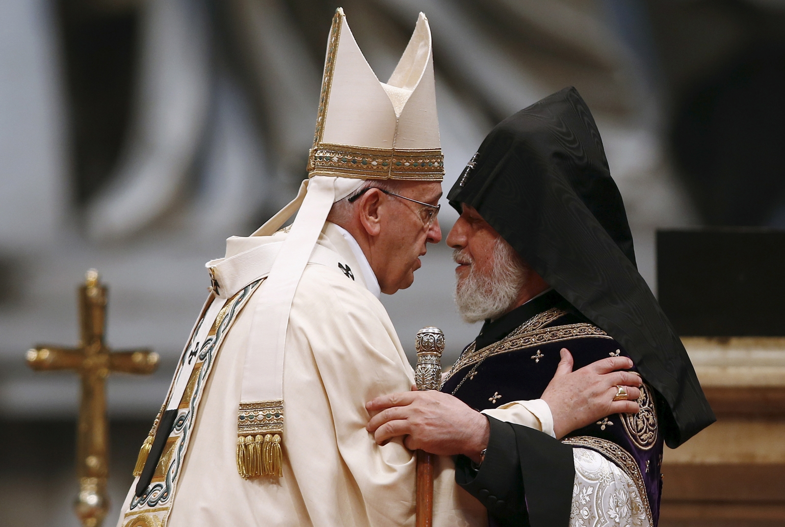 Pope Francis Armenia