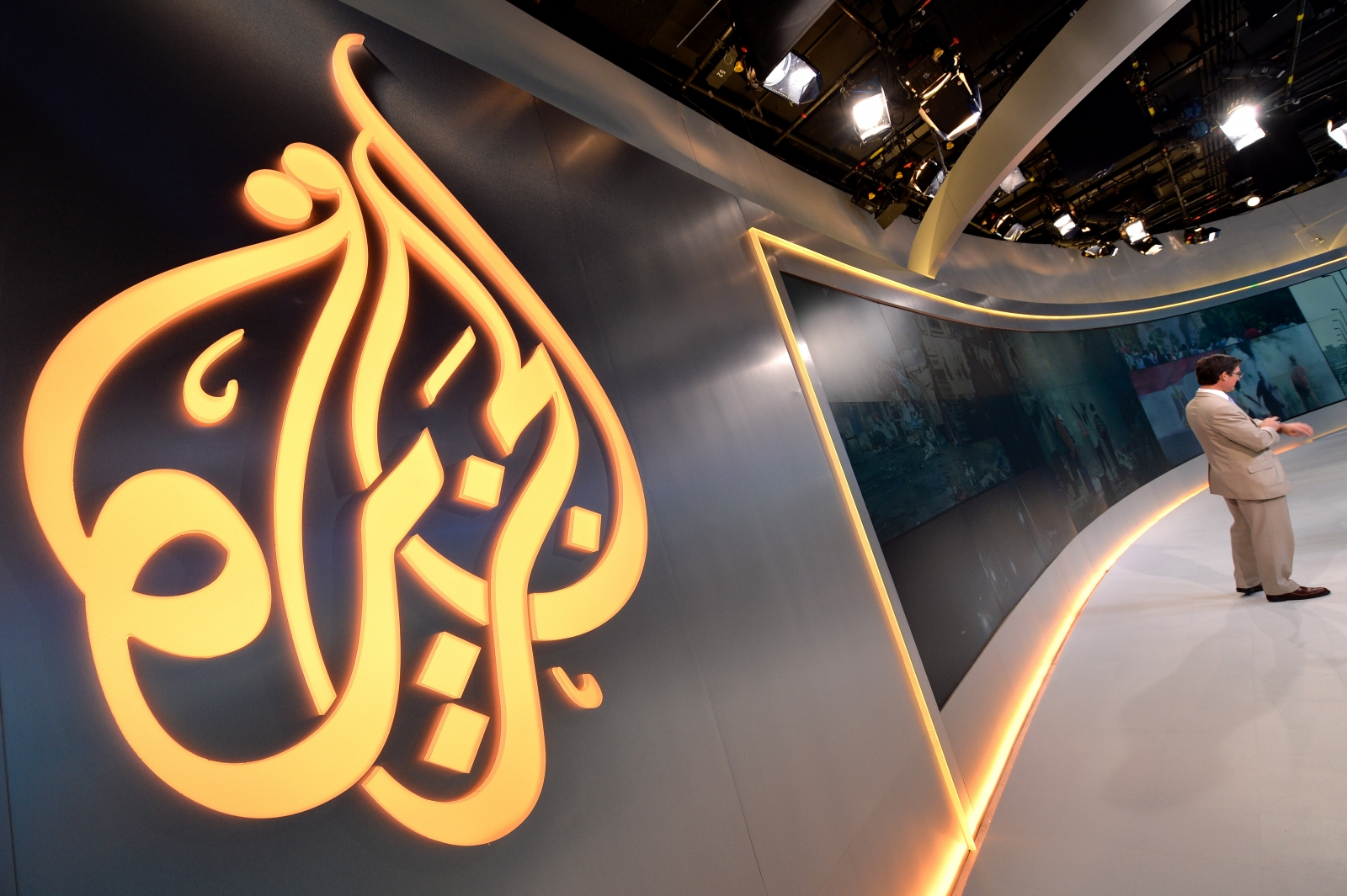 Al Jazeera has been taken off the