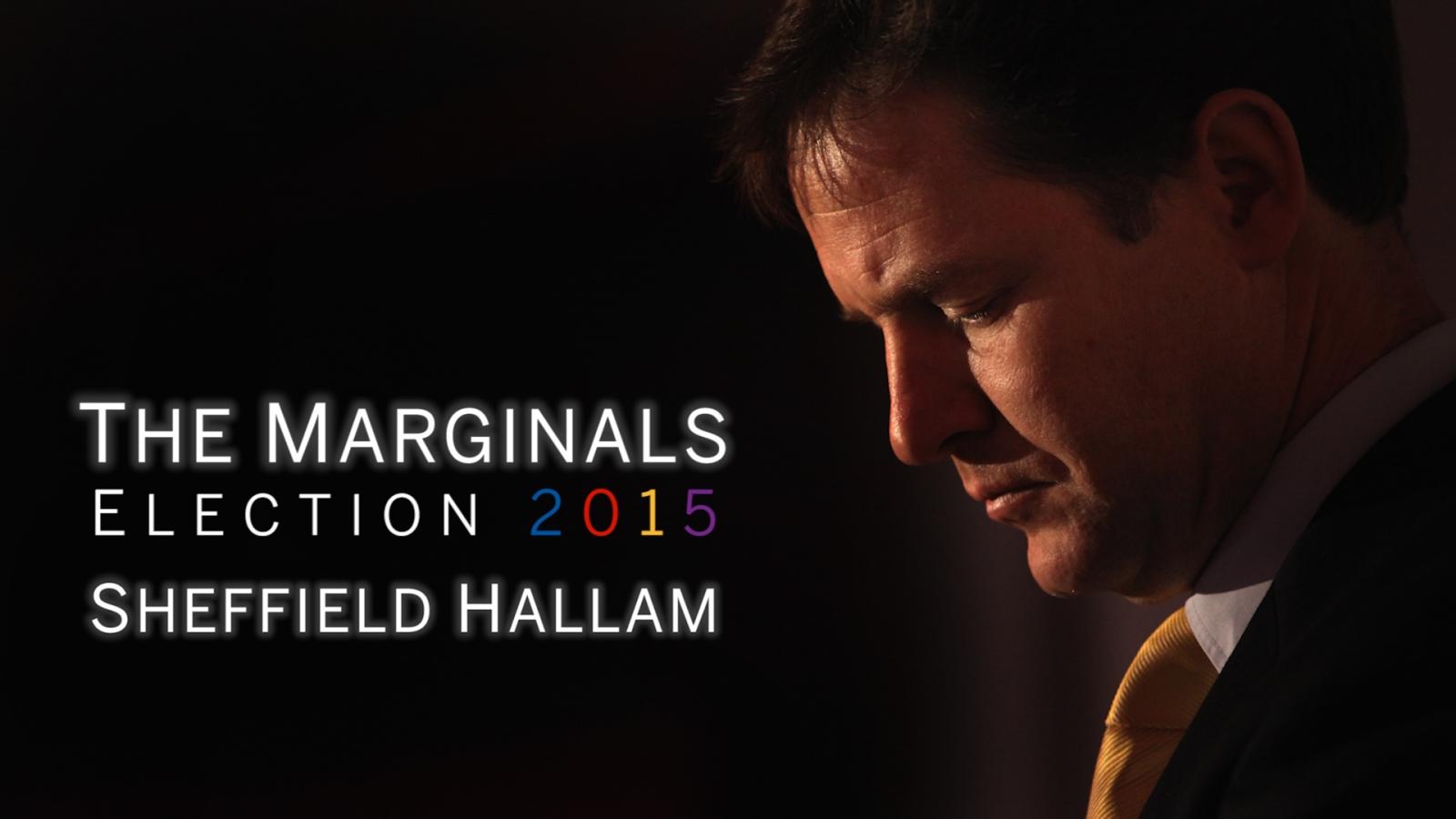 The Marginals Sheffield Hallam cover photo