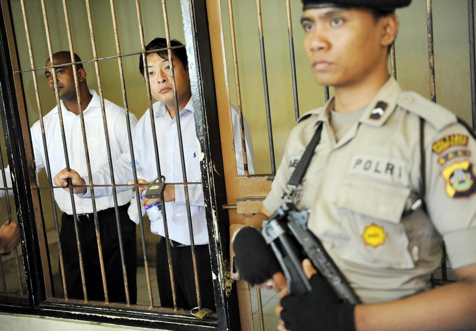 Australian death row prisoners Indonesia