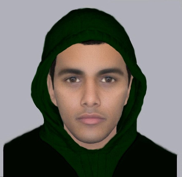 Leeds Bus Stop Rape Police Release E Fit Image Of