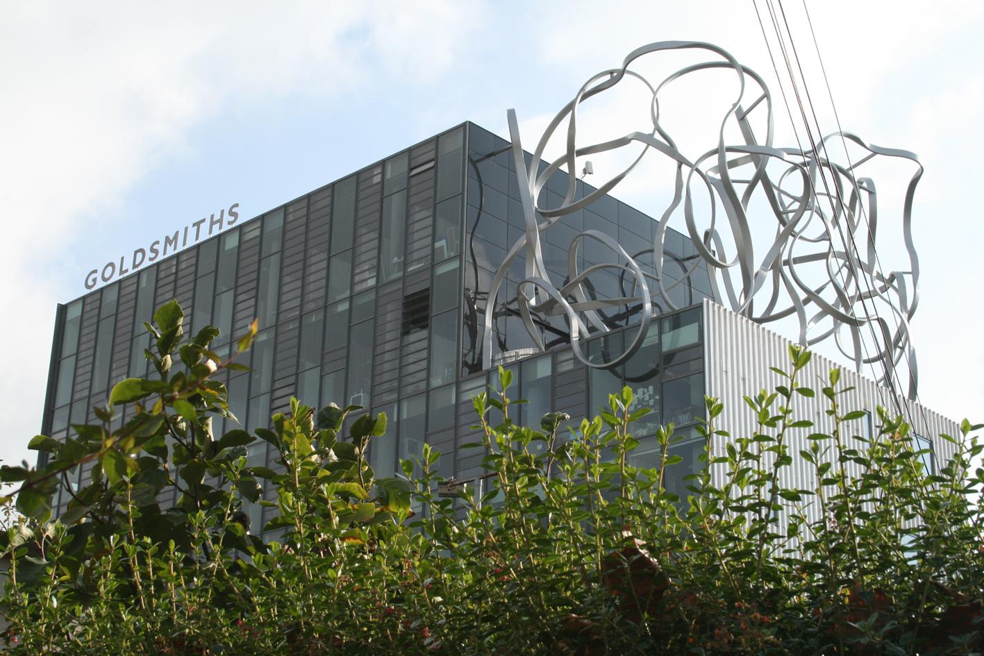 Goldsmiths Pimlott Building