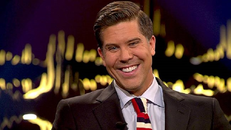 Fredrik Eklund lives the high life