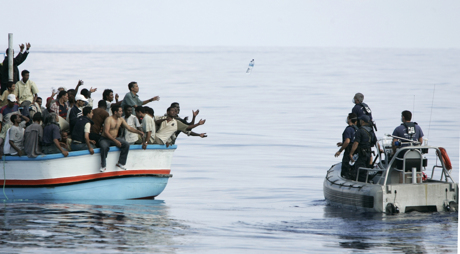 EU funding Mediterranean operation