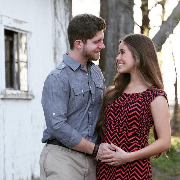 Jessa Duggar Pregnant