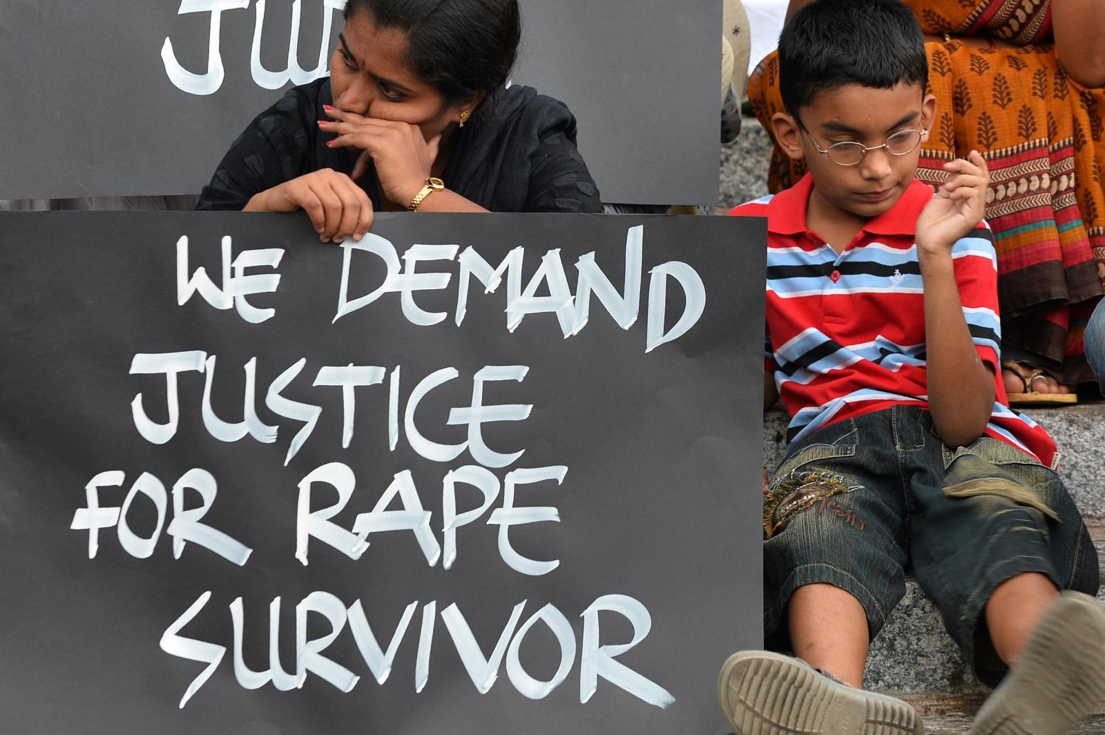 India rape Mumbai