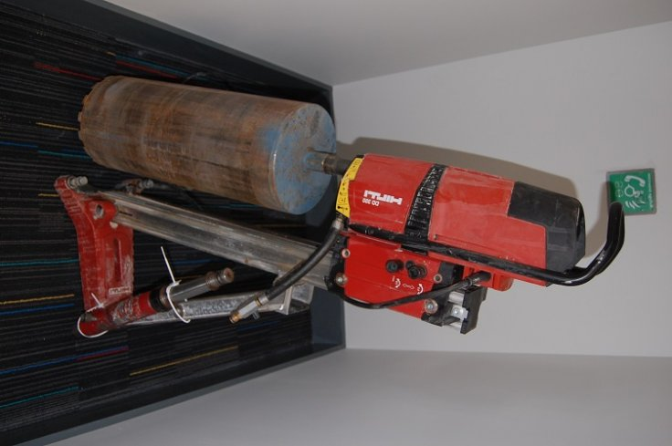 The drill used by Hatton Garden gang