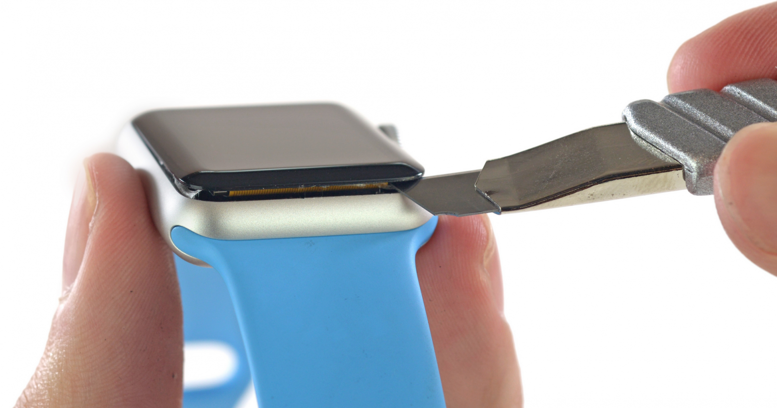 Apple Watch screen removal