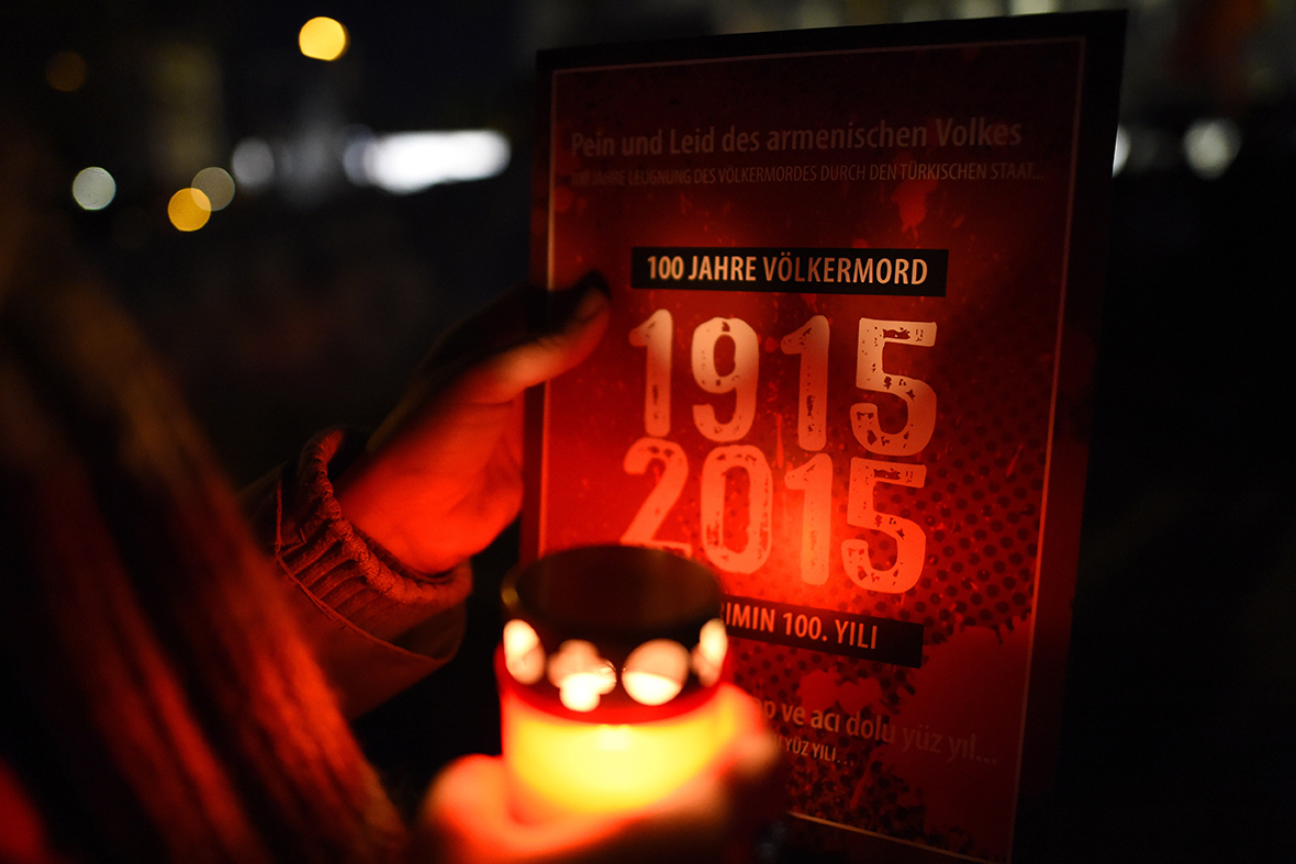 Armenian genocide: Centenary of massacre of 1 5 million by