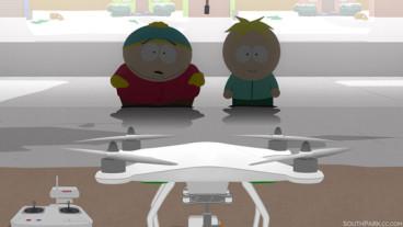 South Park Drones