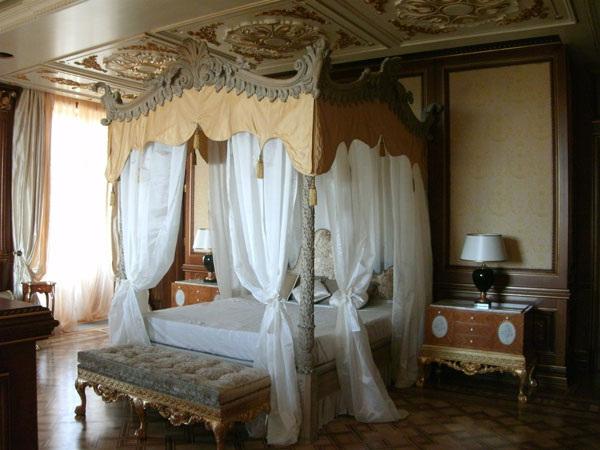 Interior of Putin's palace