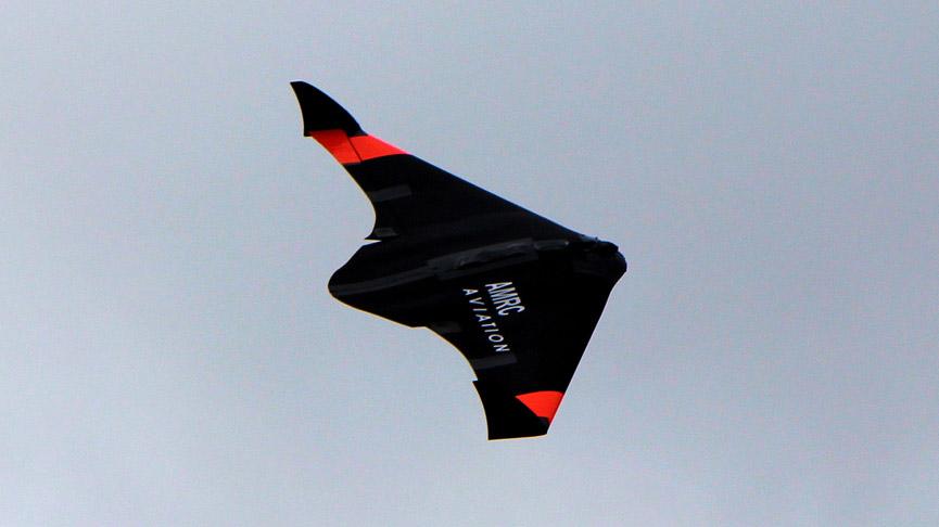 Boeing and Sheffield University's 3D printed UAV
