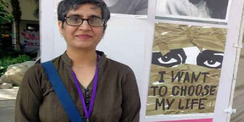 Murdered Pakistani human rights activist Sabeen Mahmud