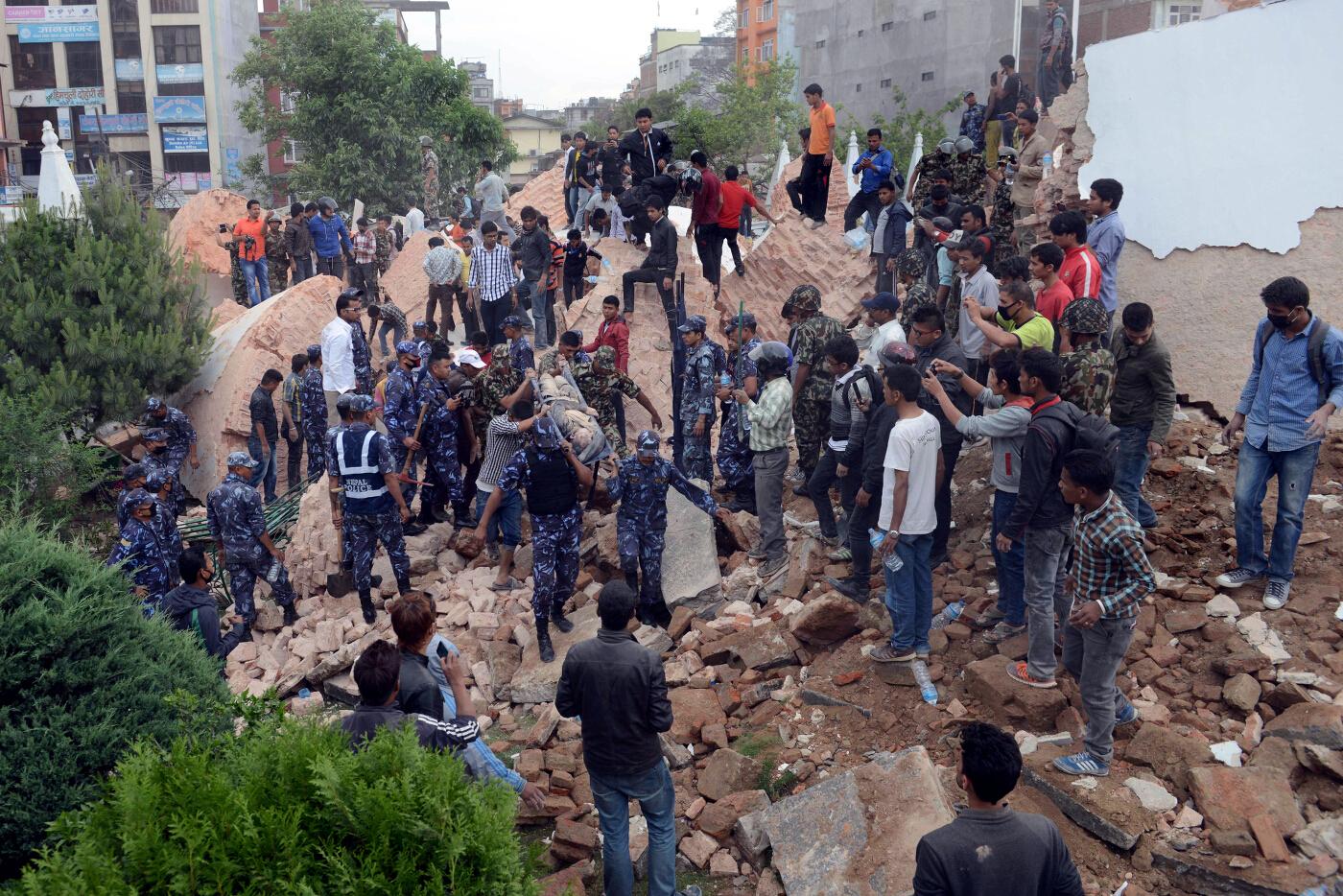 Nepal Earthquake April 2015 01