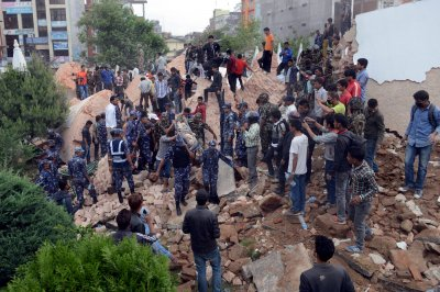 Nepal Earthquake April 2015 01