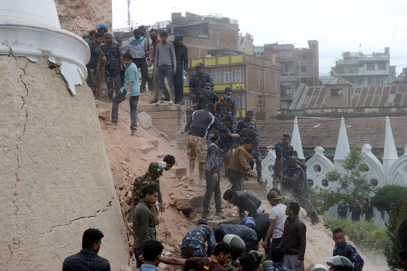 Nepal Earthquake April 2015 04