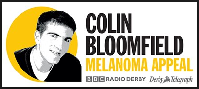 Colin Bloomfield Melanoma Appeal