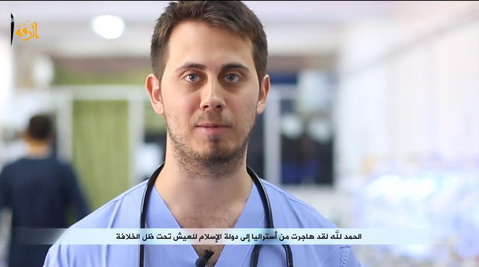 Australian doctor Tareq Kamleh