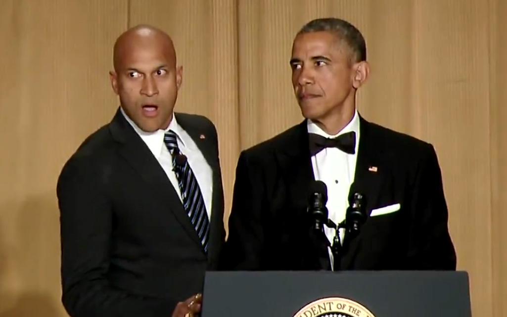 Obama and Luther his anger translator