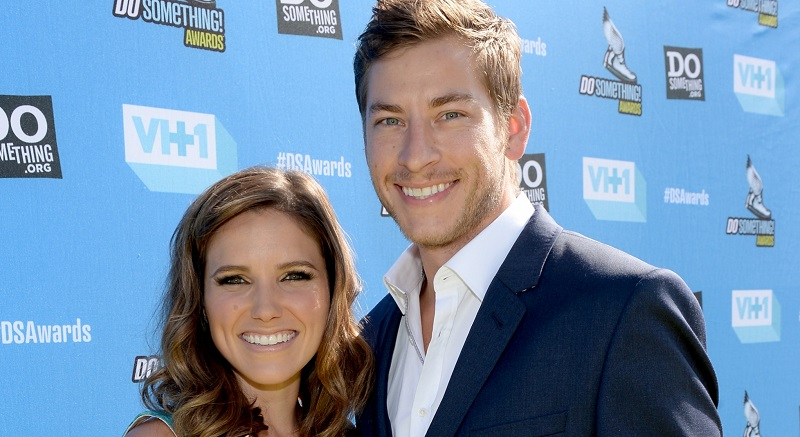 Sophia Bush and Daniel Fredinburg