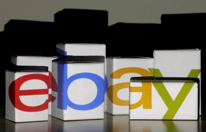 eBay enterprise unit sale