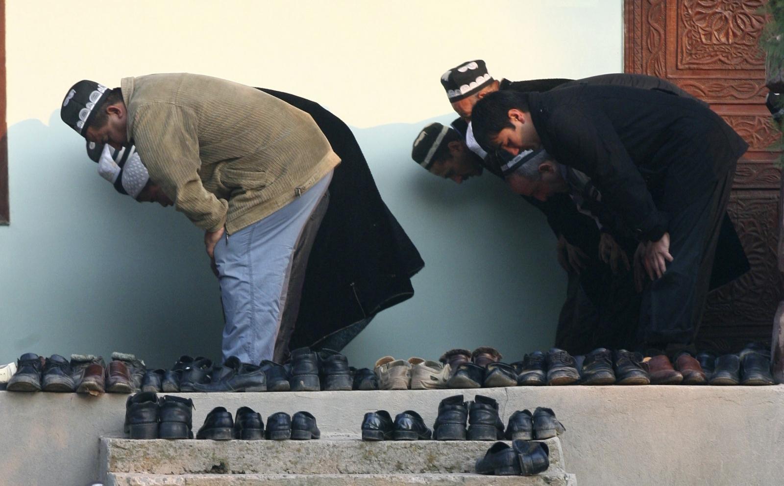 Tajikistan Muslim