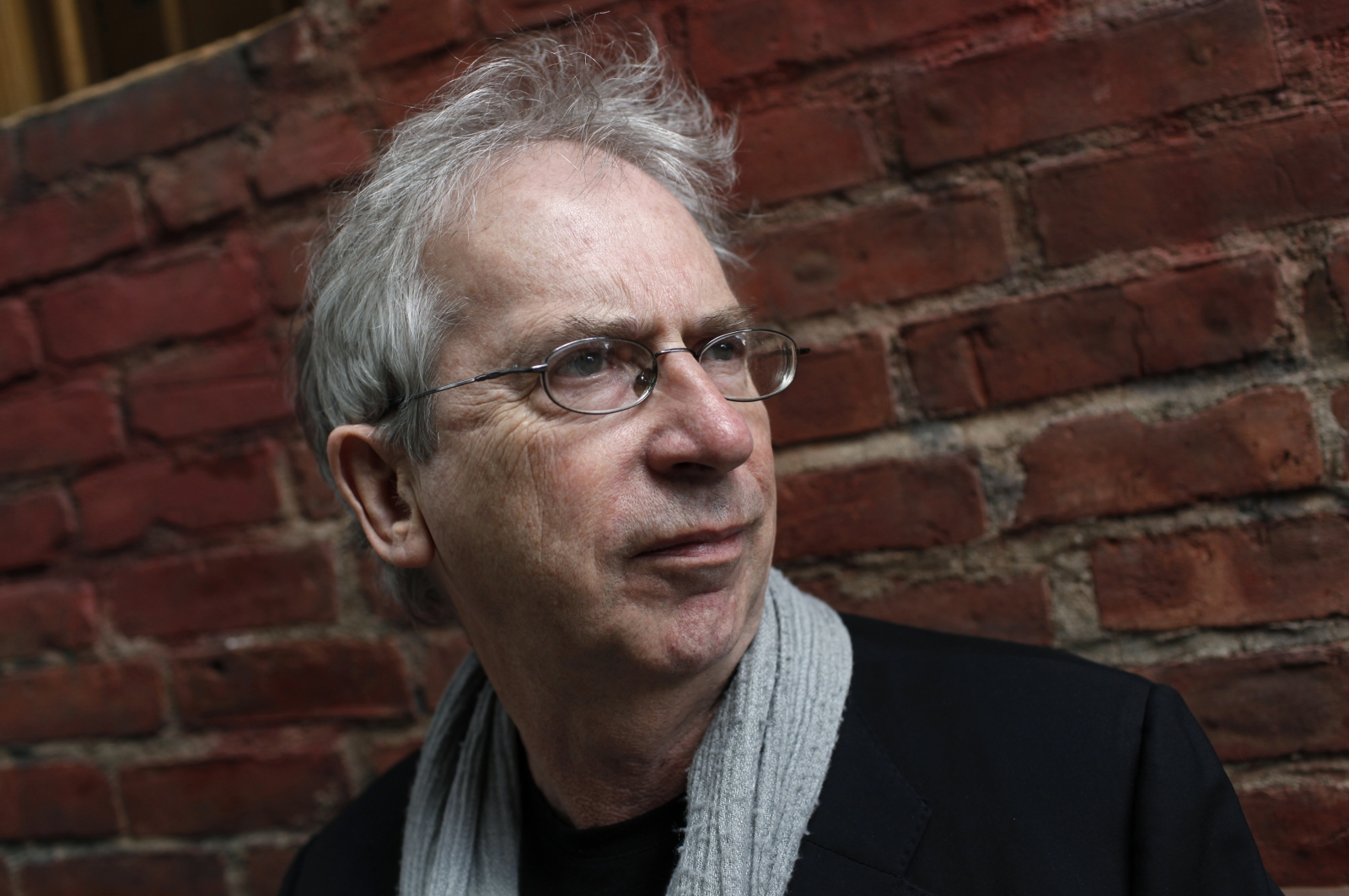 Novelist Peter Carey