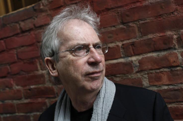 Novelist Peter Carey