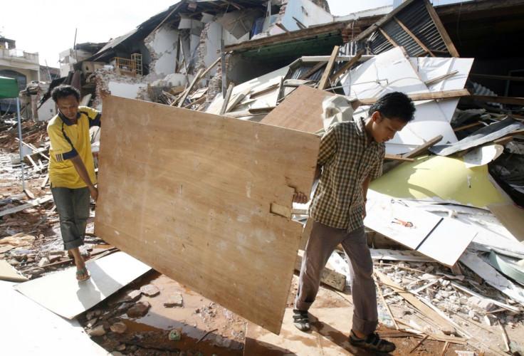 Indonesia earthquake 2009