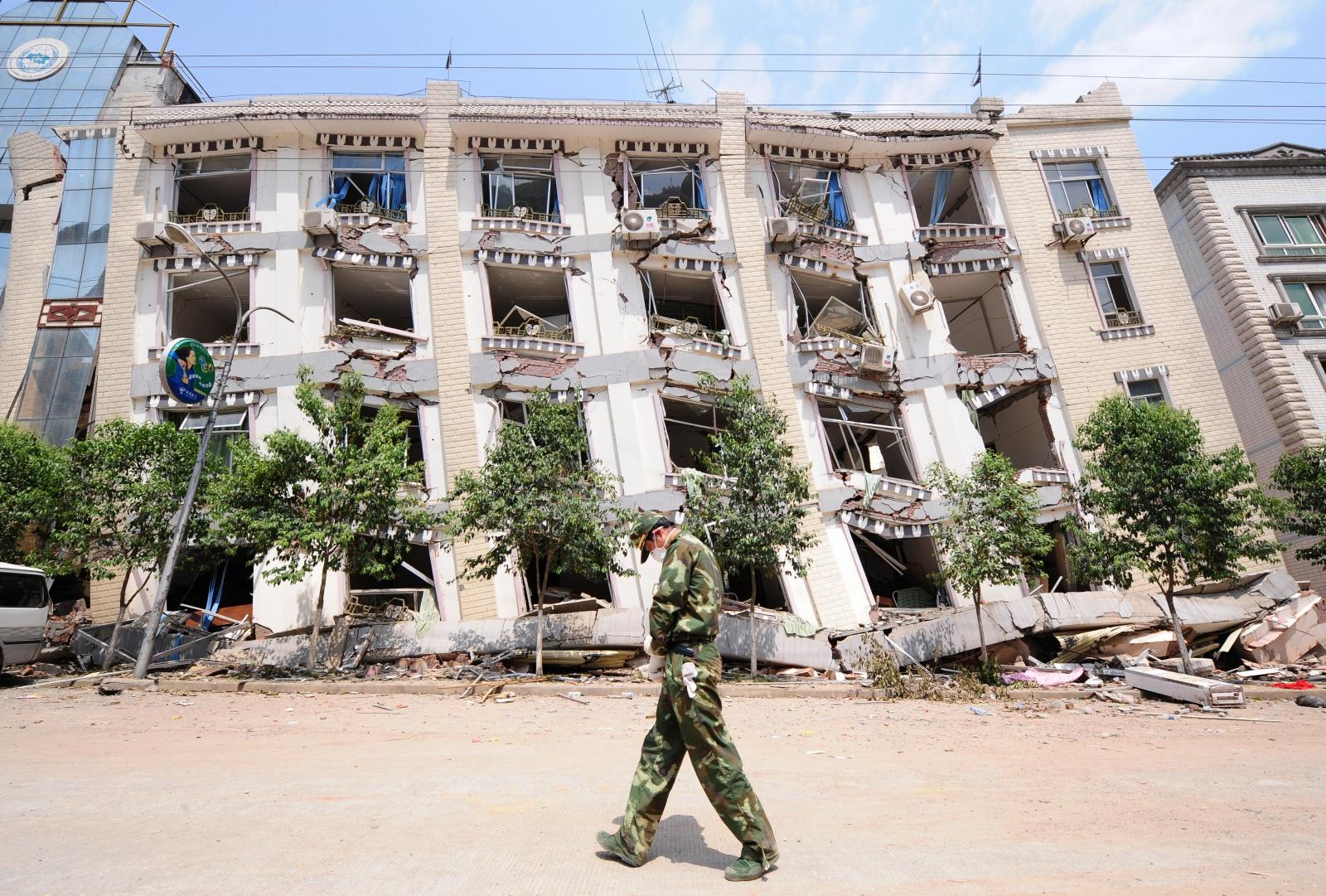 China 2008 earthquake