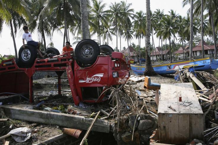 Indonesia earthquake 2006