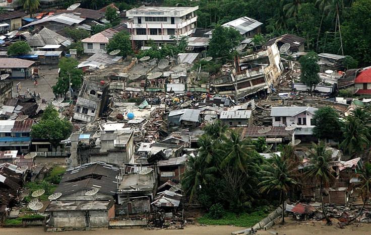 2005 Sumatra earthquake