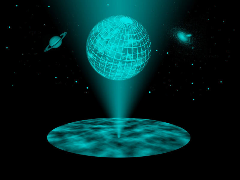Evidence Of A Multiverse We Might Have Just Bumped Into