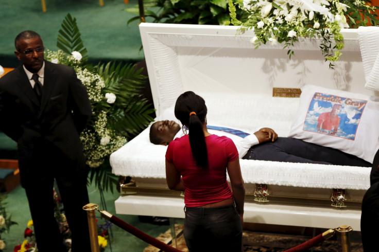 Funeral of Freddie Gray