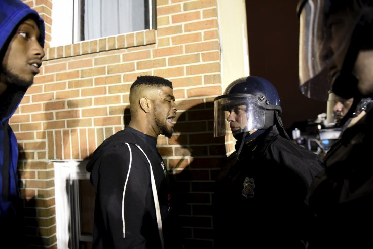 f49fa427 Freddie Gray death: Baltimore police warn of gang threats to \'take ...