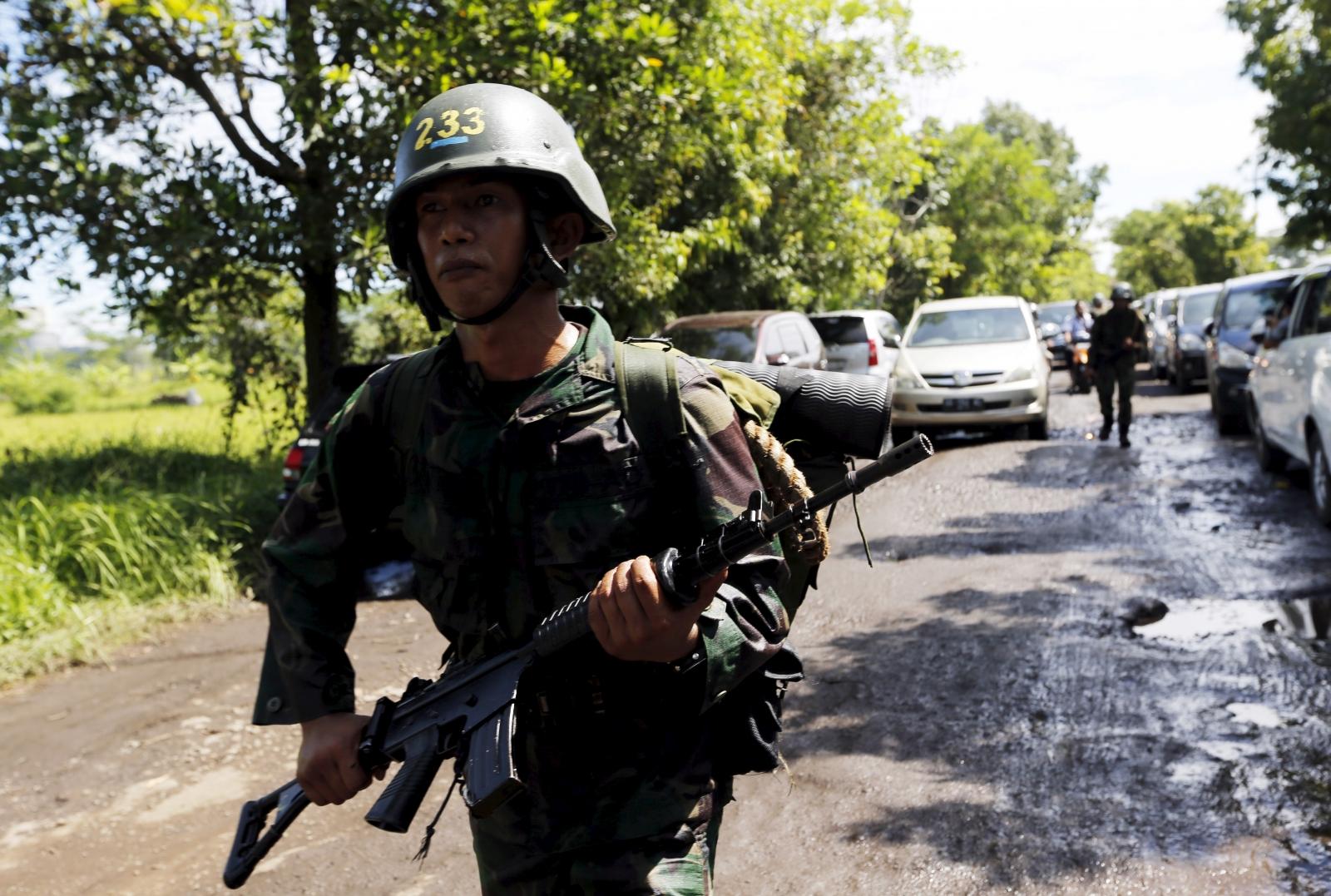 Indonesia drug smuggling and Bali Nine executions