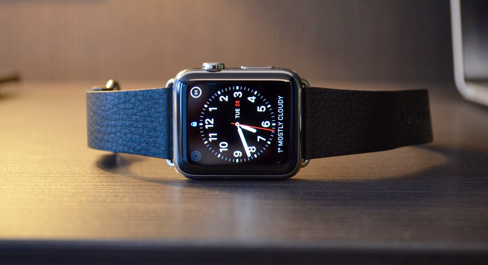 Apple Watch threat to Fitbit
