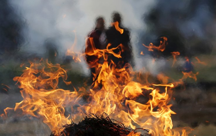 India Man Returns Home A Day After Wives Cremate His Body
