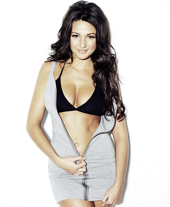 Michelle Keegan Beats Jennifer Lawrence And Kendall Jenner -8314