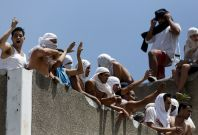 Prisoners take over jail in Venezuela