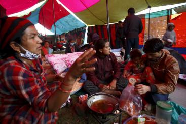 Kathmandu shelters