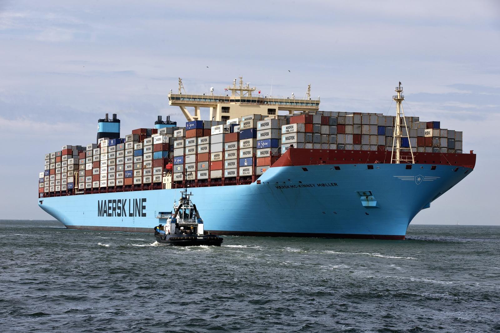 MV Maersk Mc-Kinney Moller,