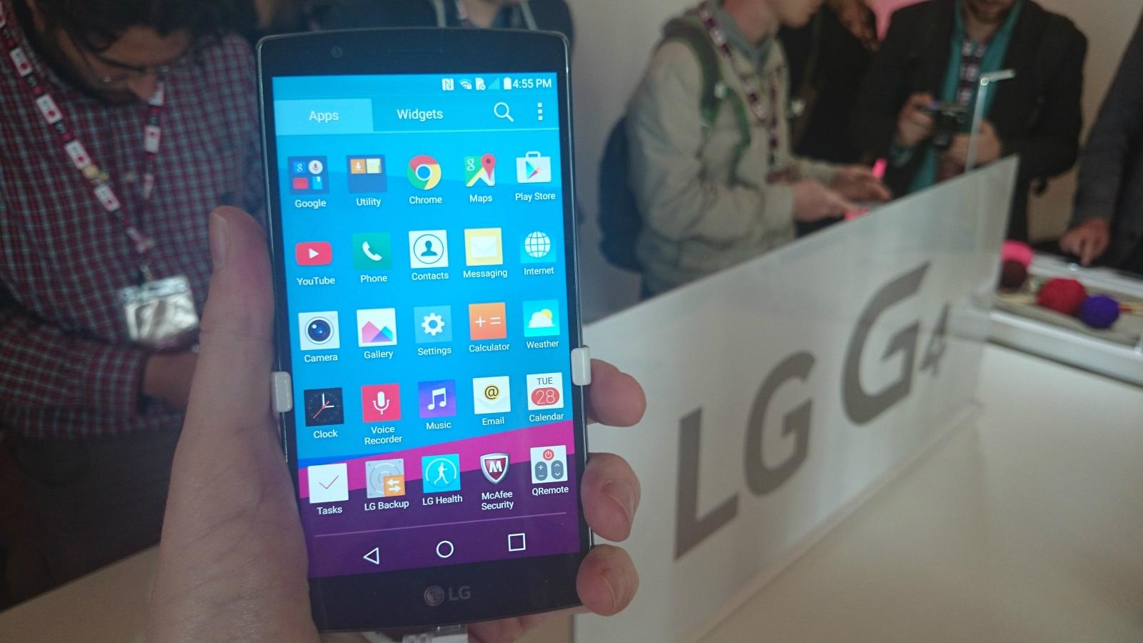 LG G4 review camera specs