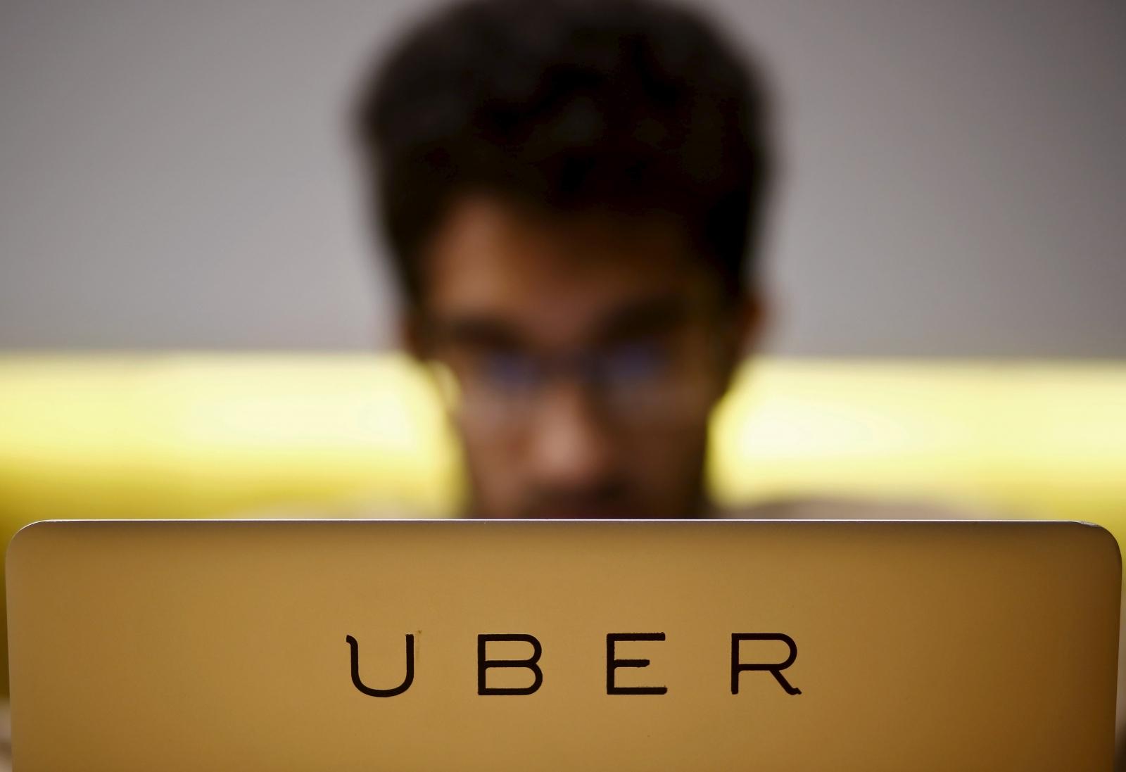 Uber merchant delivery service UberRush
