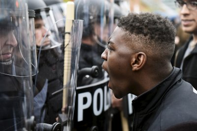 Baltimore Freddie Gray