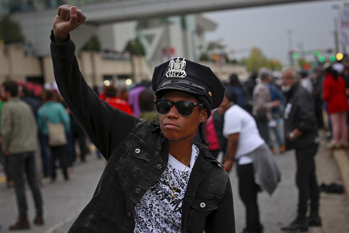 Baltimore Freddie Gray