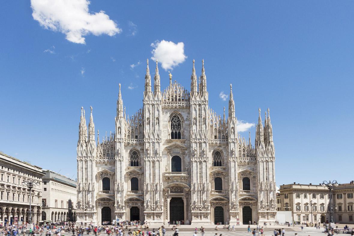 Expo Milan 2015 Duomo
