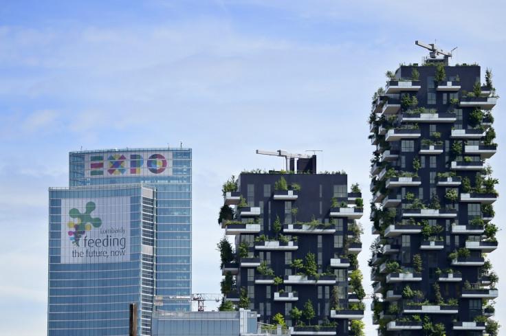 Milan Bosco Verticale Expo